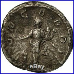 #652048 Monnaie, Aquilia Severa, Denier, 220, Roma, TB+, Argent, RIC226