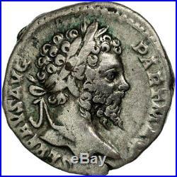 #652165 Monnaie, Septime Sévère, Denier, 193, Roma, TB+, Argent, RIC156