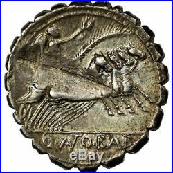#652531 Monnaie, Antonia, Denier, Rome, TTB+, Argent, Crawford364/1c