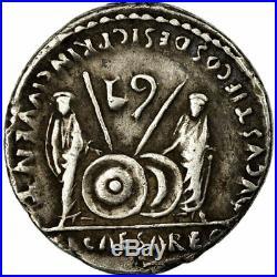 #652572 Monnaie, Auguste, Denier, 1-12, Rome, SUP, Argent, RIC208