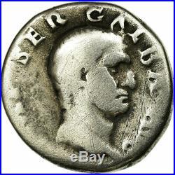 #654198 Monnaie, Galba, Denier, 68-69, Rome, Rare, TB, Argent, RICmanque