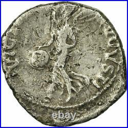 #654199 Monnaie, Vitellius, Denier, 68-69, Lyon Lugdunum, TB, Argent, RIC62