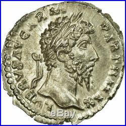 #654845 Monnaie, Lucius Verus, Denier, Roma, SPL+, Argent, Cohen126