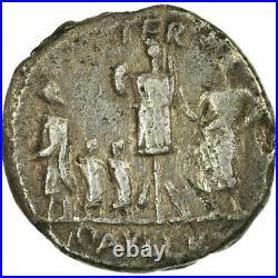 #656427 Monnaie, Aemilia, Denier, Rome, TB+, Argent, Crawford415/1