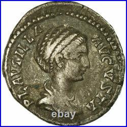 #657352 Monnaie, Plautille, Denier, Rome, TTB+, Argent, RIC363