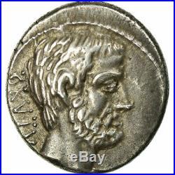 #657520 Monnaie, Junia, Denier, 54 BC, Rome, SUP+, Argent, Crawford433/2