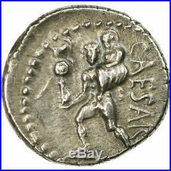 #657523 Monnaie, Julius Caesar, Denier, Rome, SUP+, Argent, Crawford458/1