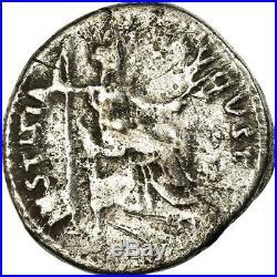 #658747 Monnaie, Nerva, Denier, Roma, TB+, Argent, RIC18a