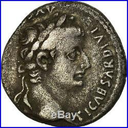 #658804 Monnaie, Tibère, Denier, Lyon Lugdunum, TB+, Argent, RIC30