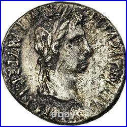 #658836 Monnaie, Auguste, Denier, Lyon Lugdunum, TB, Argent, RIC207