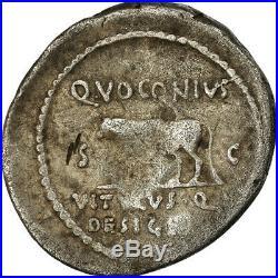 #658850 Monnaie, Julius Caesar, Denier, Rome, Rare, TB+, Argent