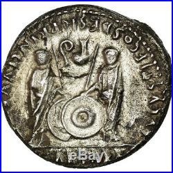 #658853 Monnaie, Auguste, Denier, Lyon Lugdunum, SUP+, Argent, RIC207