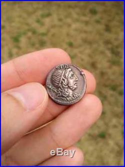 723 Cornelia, CN Lentulus, Denier, Rome, 76-75 avt. J. C, TTB+, Sear 323