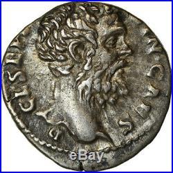 #853110 Monnaie, Clodius Albinus, Denier, Rome, TTB+, Argent, RIC7