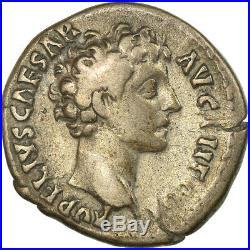 #861198 Monnaie, Marc Aurèle, Denier, 142, Roma, TTB, Argent, RIC424a