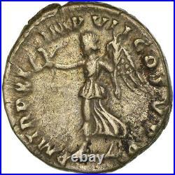 #861218 Monnaie, Commode, Denier, 186, Rome, TTB+, Argent, RIC122a