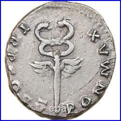 #865600 Monnaie, Vespasien, Denier, AD 74, Roma, TTB+, Argent, RIC75