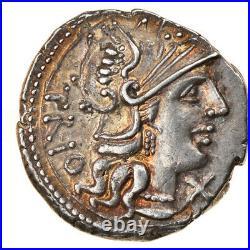 #865908 Monnaie, Lucretia, Denier, 136 BC, Roma, SUP, Argent, Babelon1