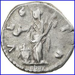 #867182 Monnaie, Lucille, Denier, 161-162, Roma, TTB, Argent, RIC788