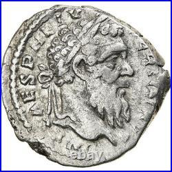 #867185 Monnaie, Pertinax, Denier, 193, Roma, TTB, Argent, RIC8a