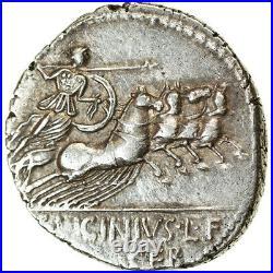#890343 Monnaie, Licinia, Denier, 84 BC, Rome, SUP, Argent, Crawford354/1