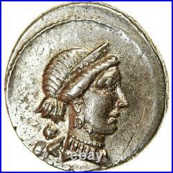 #890460 Monnaie, Julius Caesar, Denier, 46-45 BC, SUP, Argent, Crawford468/1