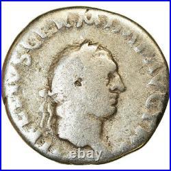 #891127 Monnaie, Vitellius, Denier, 69 AD, Rome, TB, Argent, RIC90