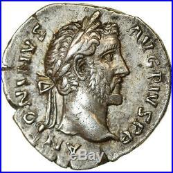#891253 Monnaie, Antonin le Pieux, Denier, 145-147, Rome, TTB+, Argent
