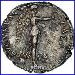 #898071 Monnaie, Vespasien, Denier, 73 AD, Ephesos, Extrêmement rare, TTB, Arg