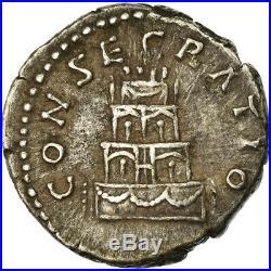 #900032 Monnaie, Antonin le Pieux, Denier, 161, Roma, SUP, Argent, Cohen164