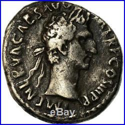 #900163 Monnaie, Nerva, Denier, Rome, TTB, Argent, RIC13