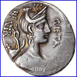 #906515 Monnaie, Hosidia, Denier, Rome, SUP, Argent, Crawford407/2