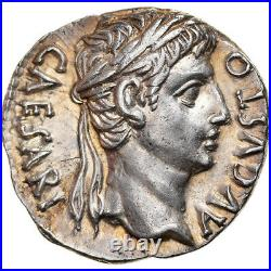 #906991 Monnaie, Auguste, Denier, 19-18 BC, Colonia Patricia, SUP+, Argent