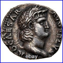 #906992 Monnaie, Néron, Denier, Rome, SUP+, Argent, RIC53