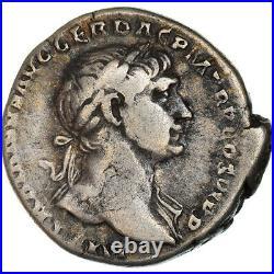 #909088 Monnaie, Trajan, Denier, Rome, TTB, Argent, RIC252