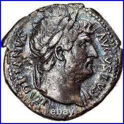 #970572 Monnaie, Hadrien, Denier, 125-128, Rome, TTB, Argent, RIC178
