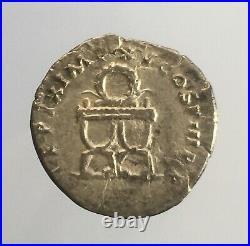 A11 Denier DE TITUS ROMAN COINS MONNAIE ROMAINE