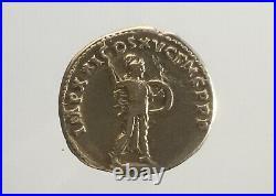 A12 Denier DE Domitien ROMAN COINS MONNAIE ROMAINE