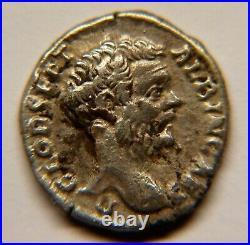 ALBINUS 193-197 Denier Revers MINER PACIF COS II