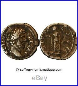 Aelius Denier Argent 136 / 138 Rome