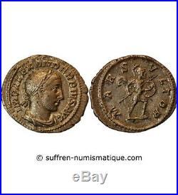 Alexandre Severe Denier Argent 232 Rome