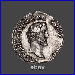 Antonin le Pieux (138-161 Ap. J. C.) Denier