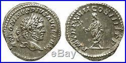 CARACALLA (196-217) denier, 214 Rome