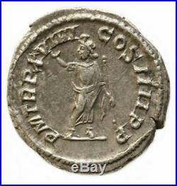 CARACALLA (196-217) denier, 216 Rome