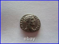 CLODIUS ALBINUS Denier Denar Denarius argent Rome