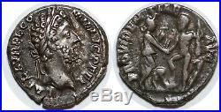 COMMODE Denier PROVDEN-TIAE AVG +192 ROME C. 643