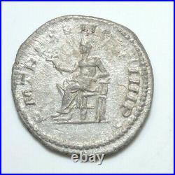 Caracalla, Argent Denier #3848#