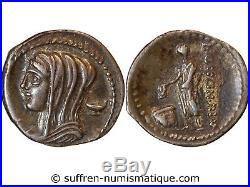 Cassia Denier 62 Av Jc Rome