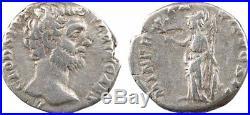 Clodius Albinus, denier, Rome, 194, MINER PACIF COS II, Minerve, RARE 24