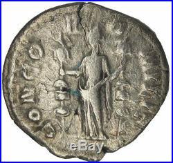 DIDIUS JULIANUS Denarius Denier AD. 193